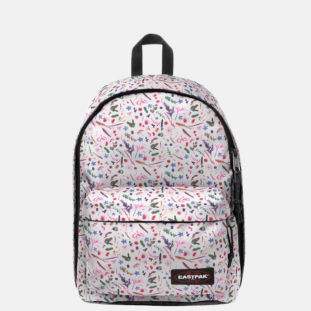 Eastpak Out of Office rugzak 14 inch herbs white