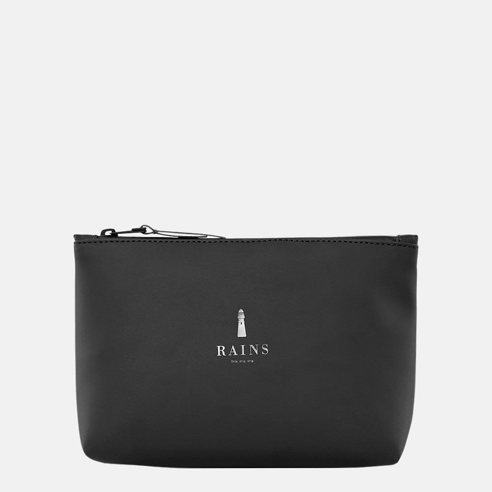 Rains Original Cosmetic Bag make-up tas black