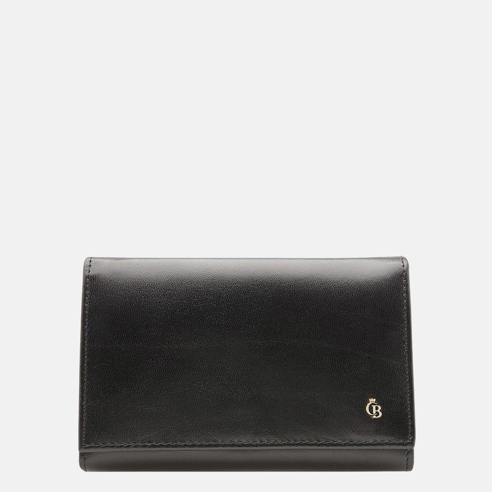 Castelijn & Beerens Nevada portemonnee zwart