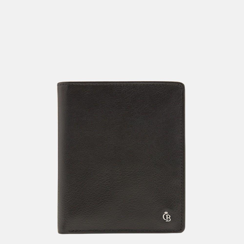 Castelijn & Beerens Vita billfold zwart