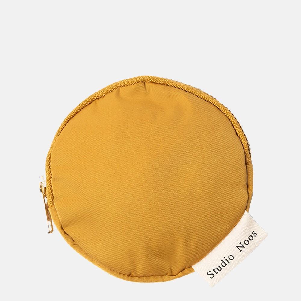 Studio Noos Puffy Wallet portemonnee ochre