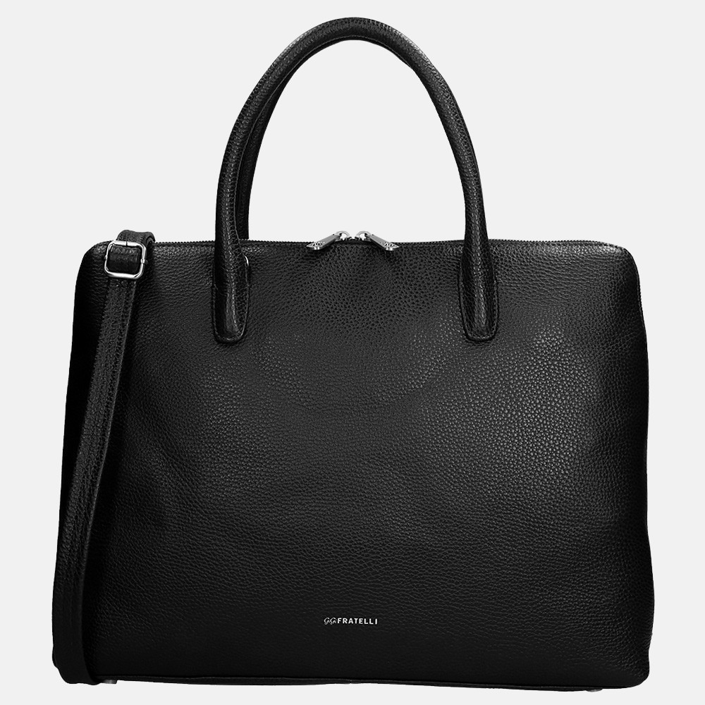 GiGi Fratelli Romance Business laptoptas 15 inch black