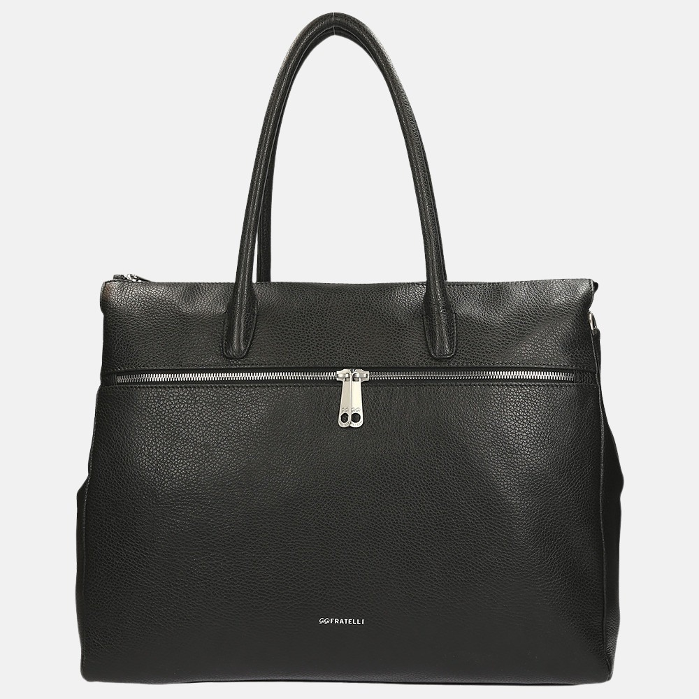 GiGi Fratelli Romance Business laptoptas 15.6 inch black