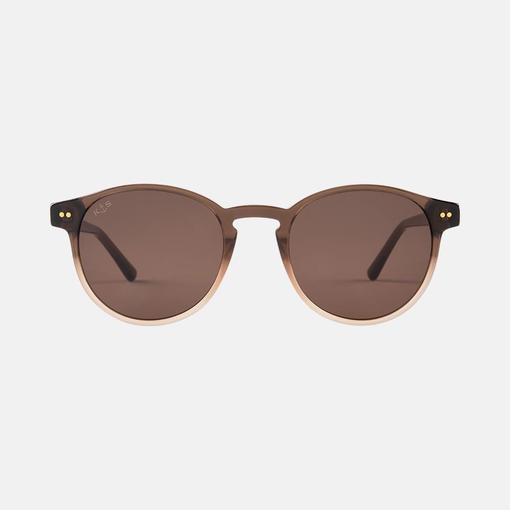 Kapten & Son Marais zonnebril brown gradient