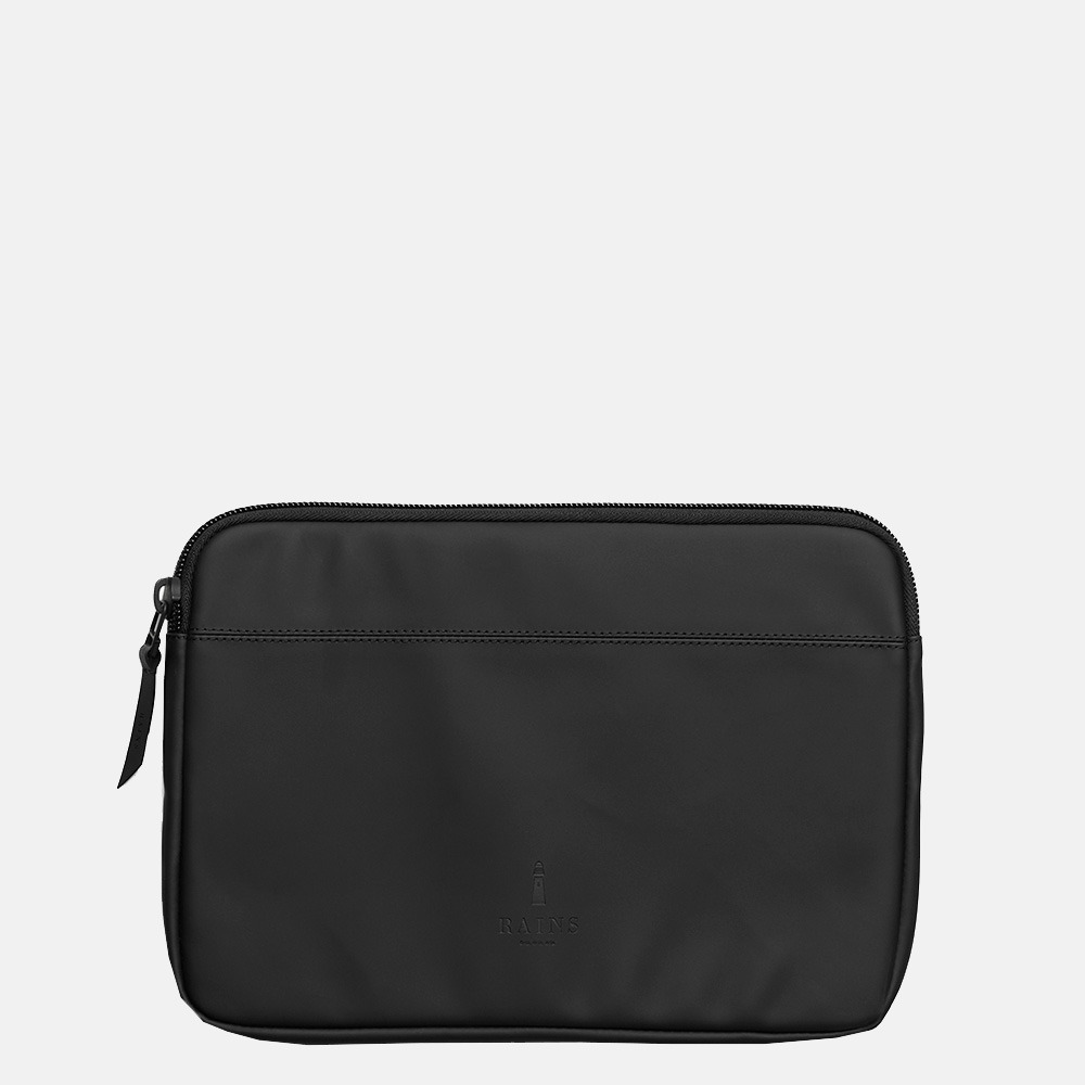 Rains laptophoes 13 inch black