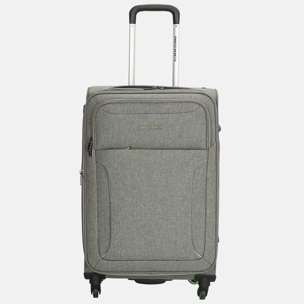 Enrico Benetti Chicago koffer 65 cm grey