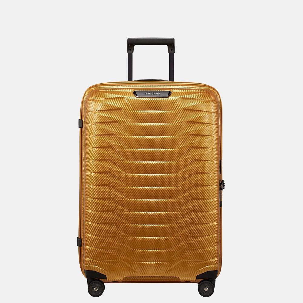 Samsonite Proxis spinner 69 cm honey gold