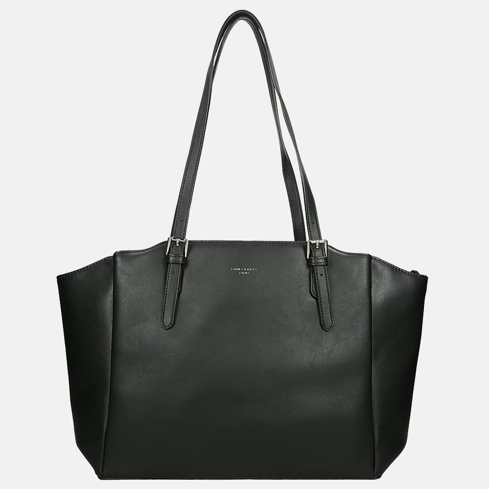 David Jones shopper L black