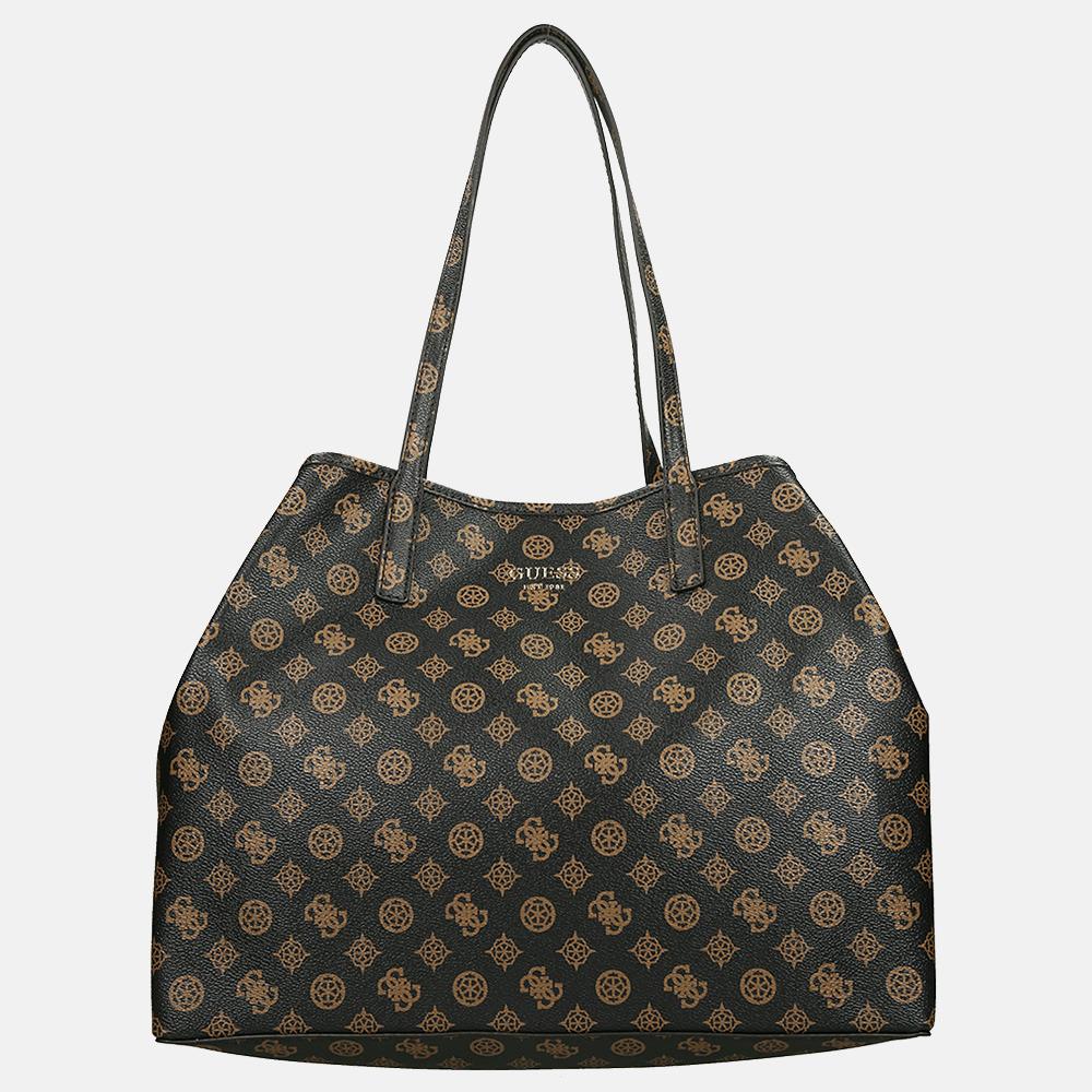 Guess Vikky shopper L brown