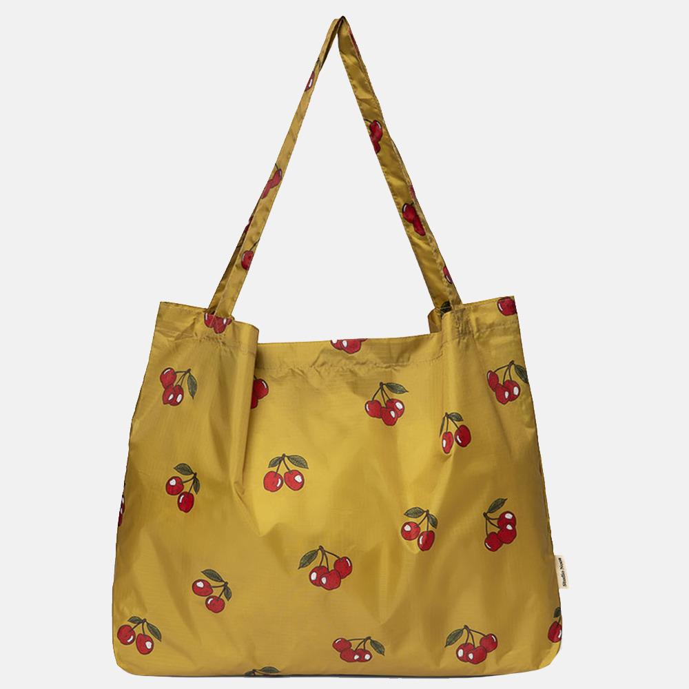 Studio Noos Grocery Bag cherry