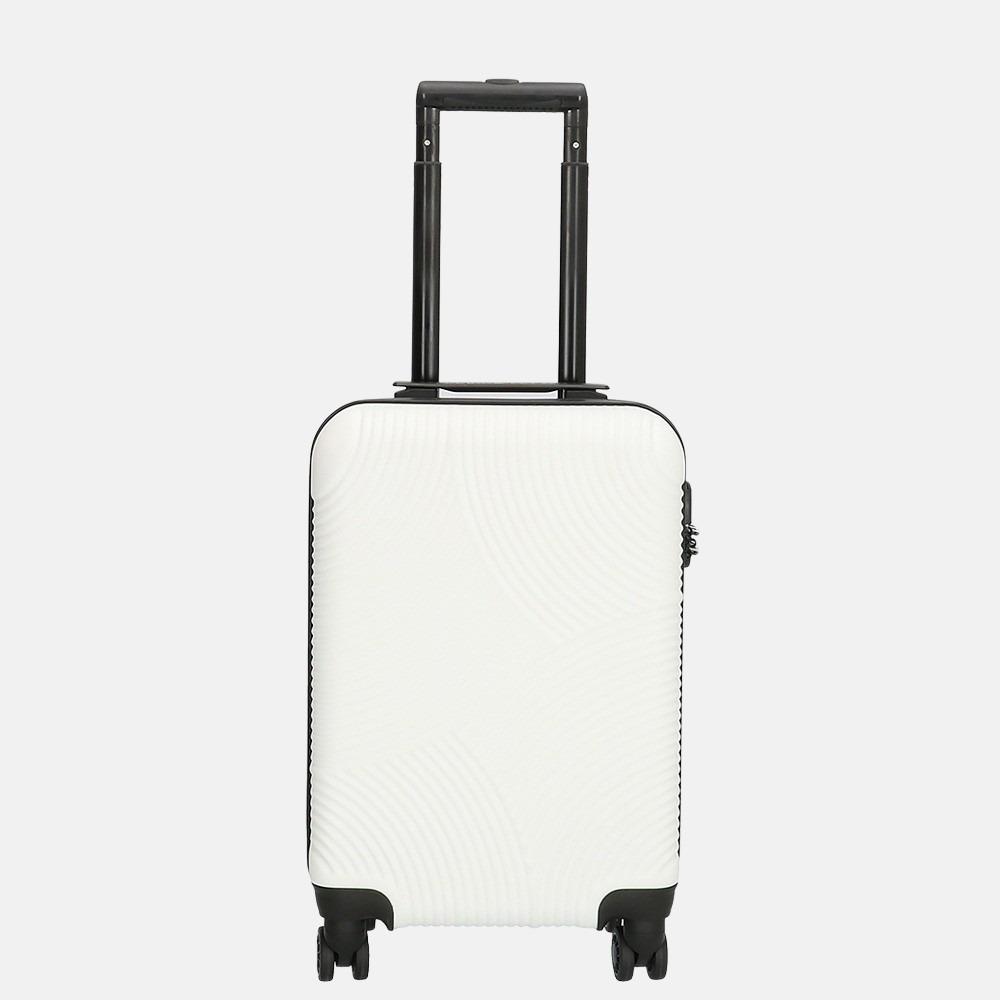 Enrico Benetti Louisville koffer 52 cm white