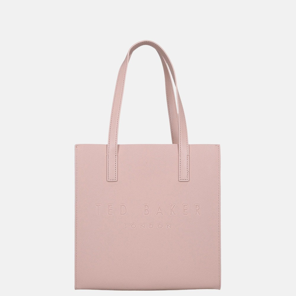 Ted Baker Seacon shopper S dusky pink