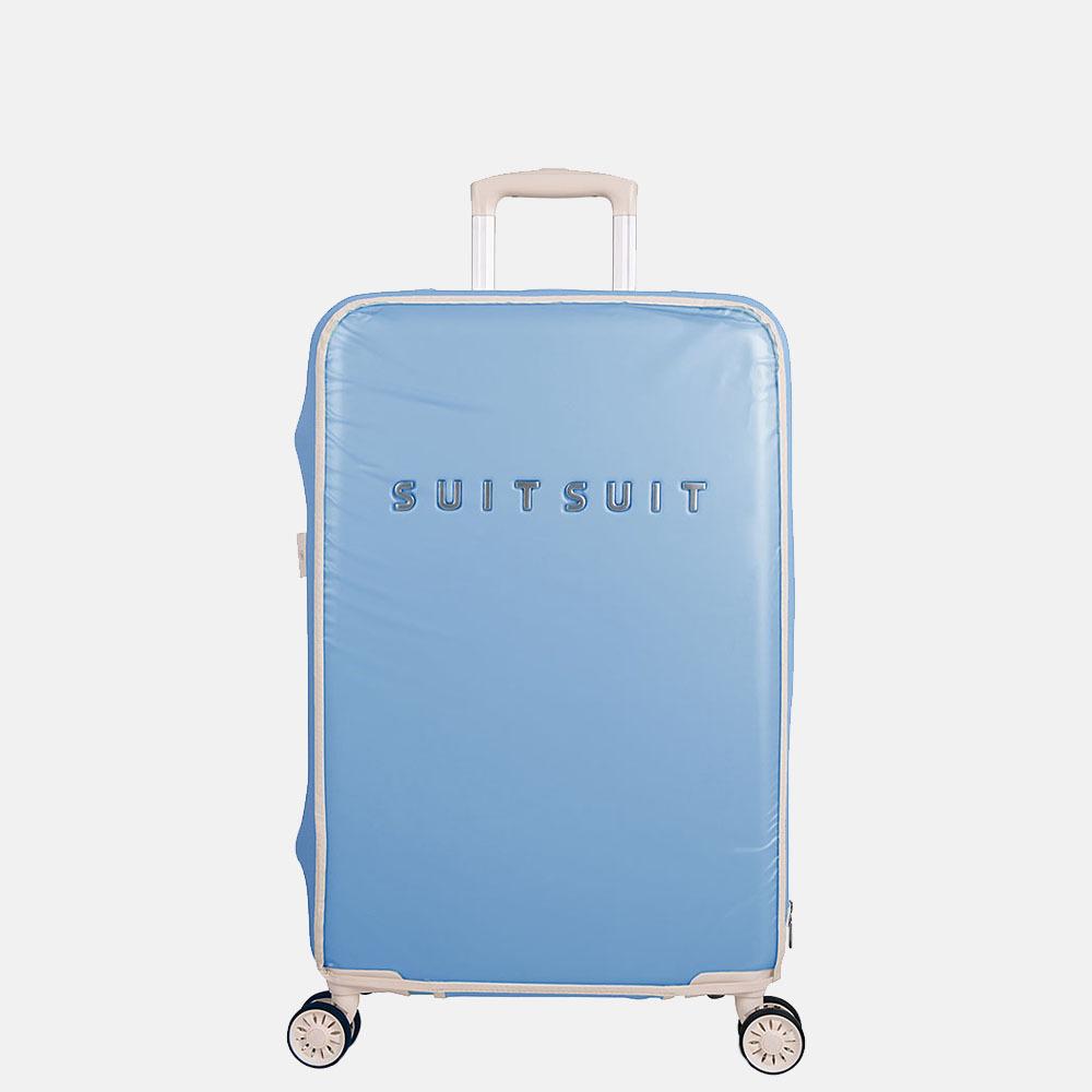 SUITSUIT Fabulous Fifties kofferhoes 66 cm alaska blue
