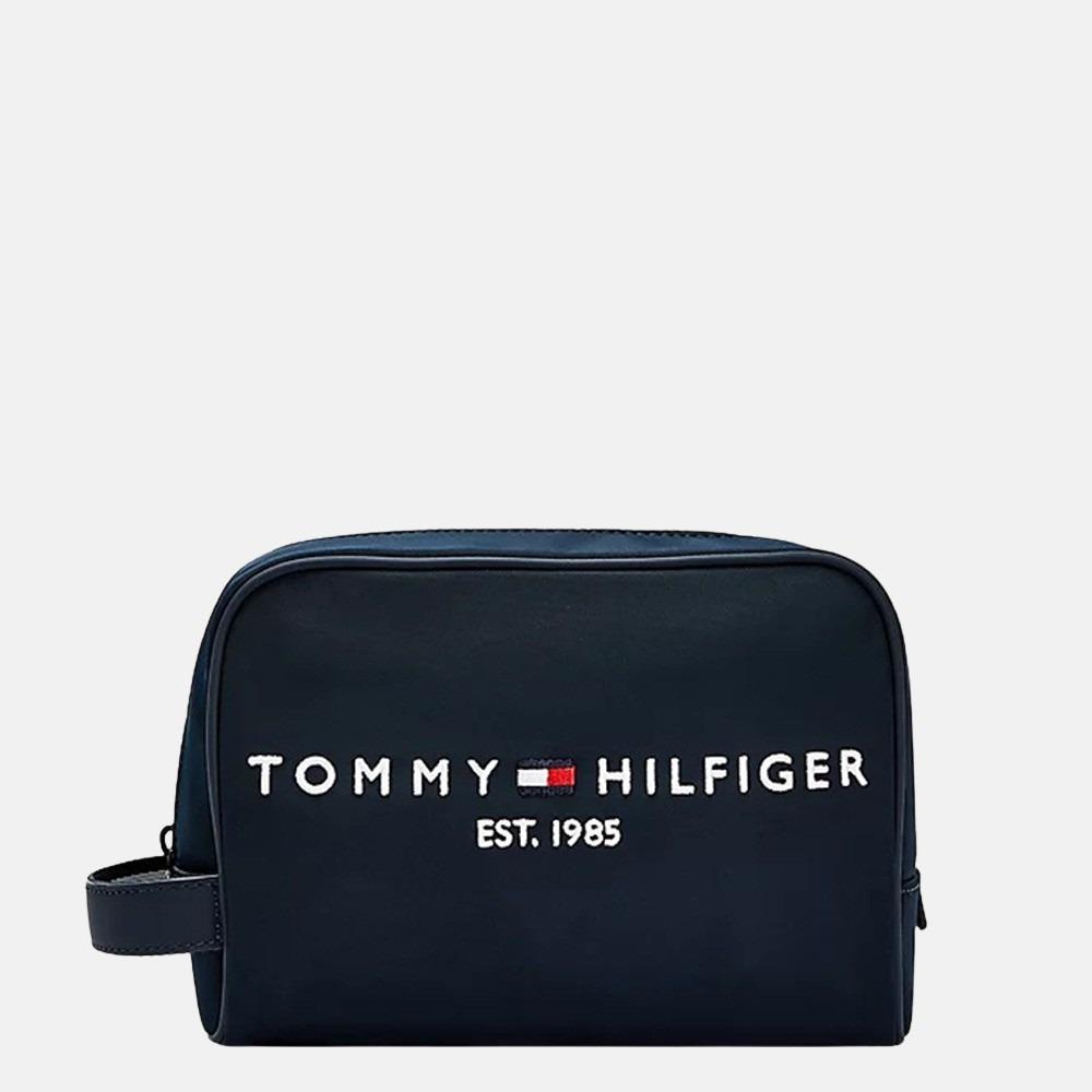 Tommy Hilfiger Established toilettas desert sky