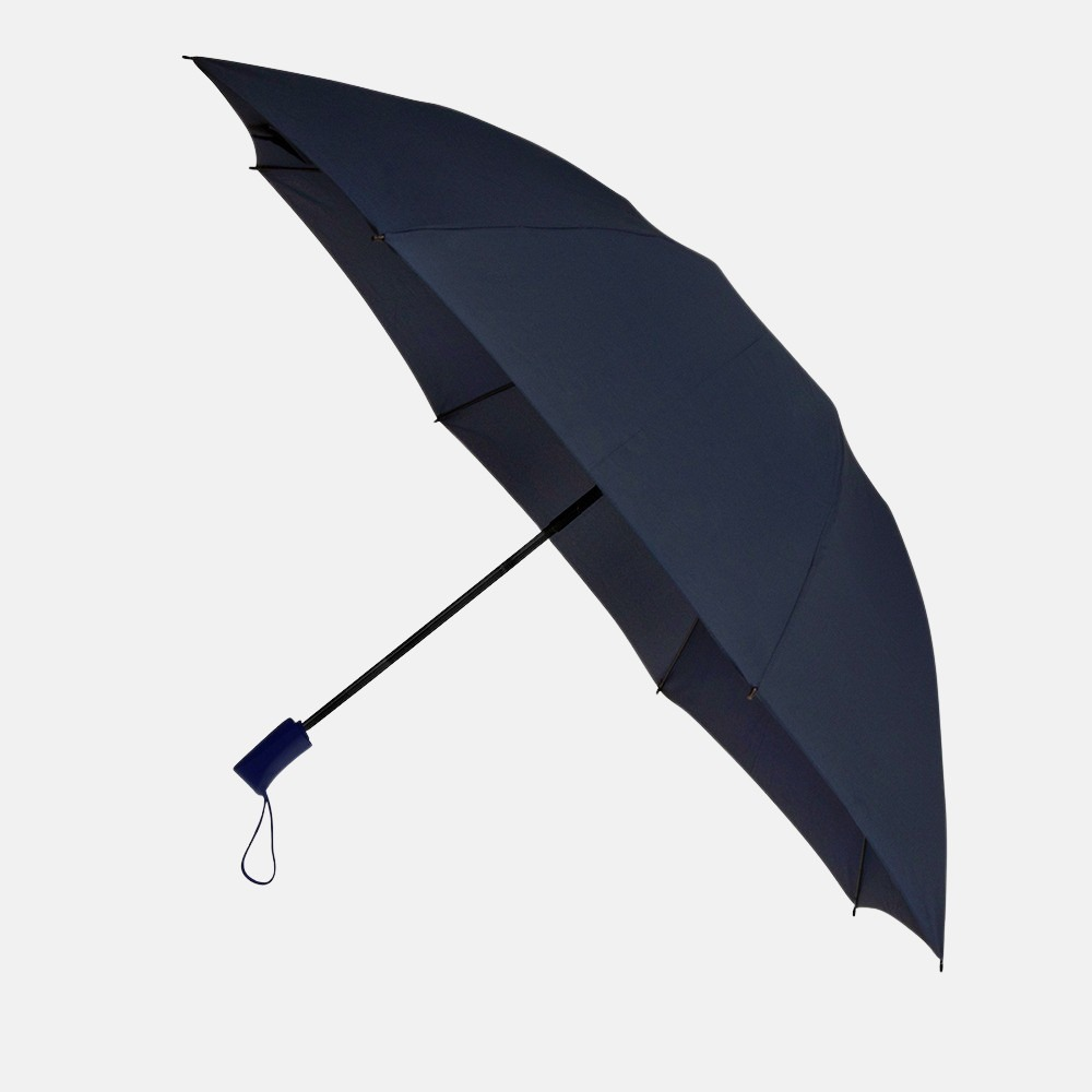 Impliva opvouwbare paraplu dark blue