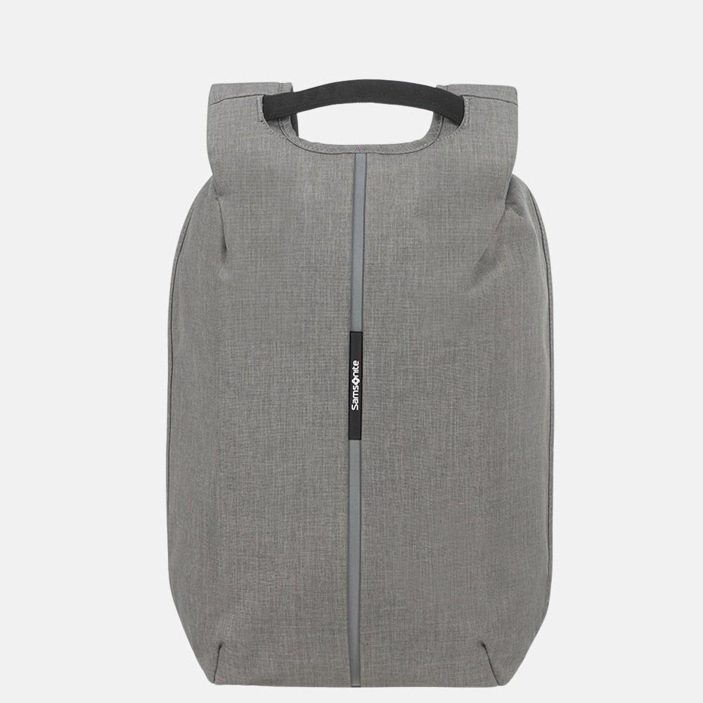 Samsonite Securipak laptop rugzak 15.6 inch cool grey