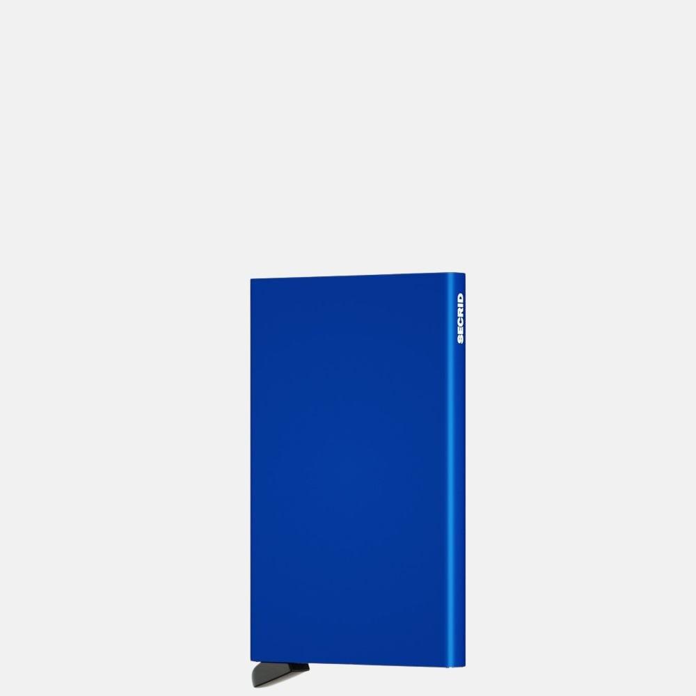 Secrid Cardprotector pasjeshouder blue