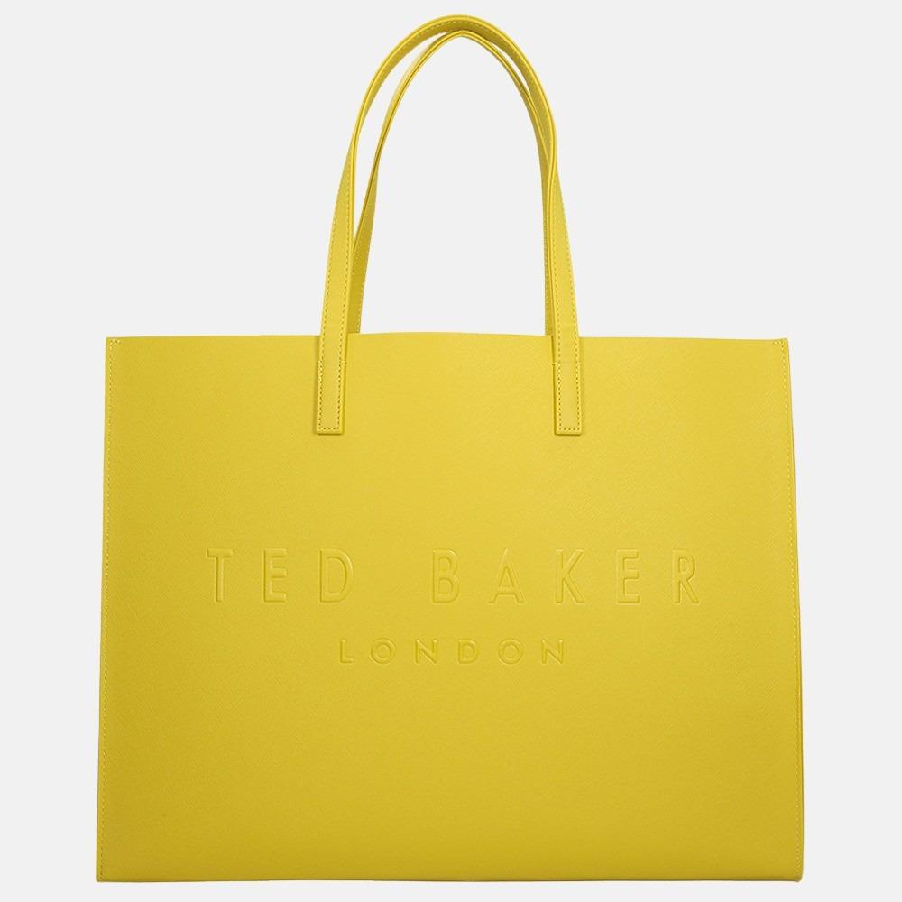 Ted Baker Sukicon shopper Yellow
