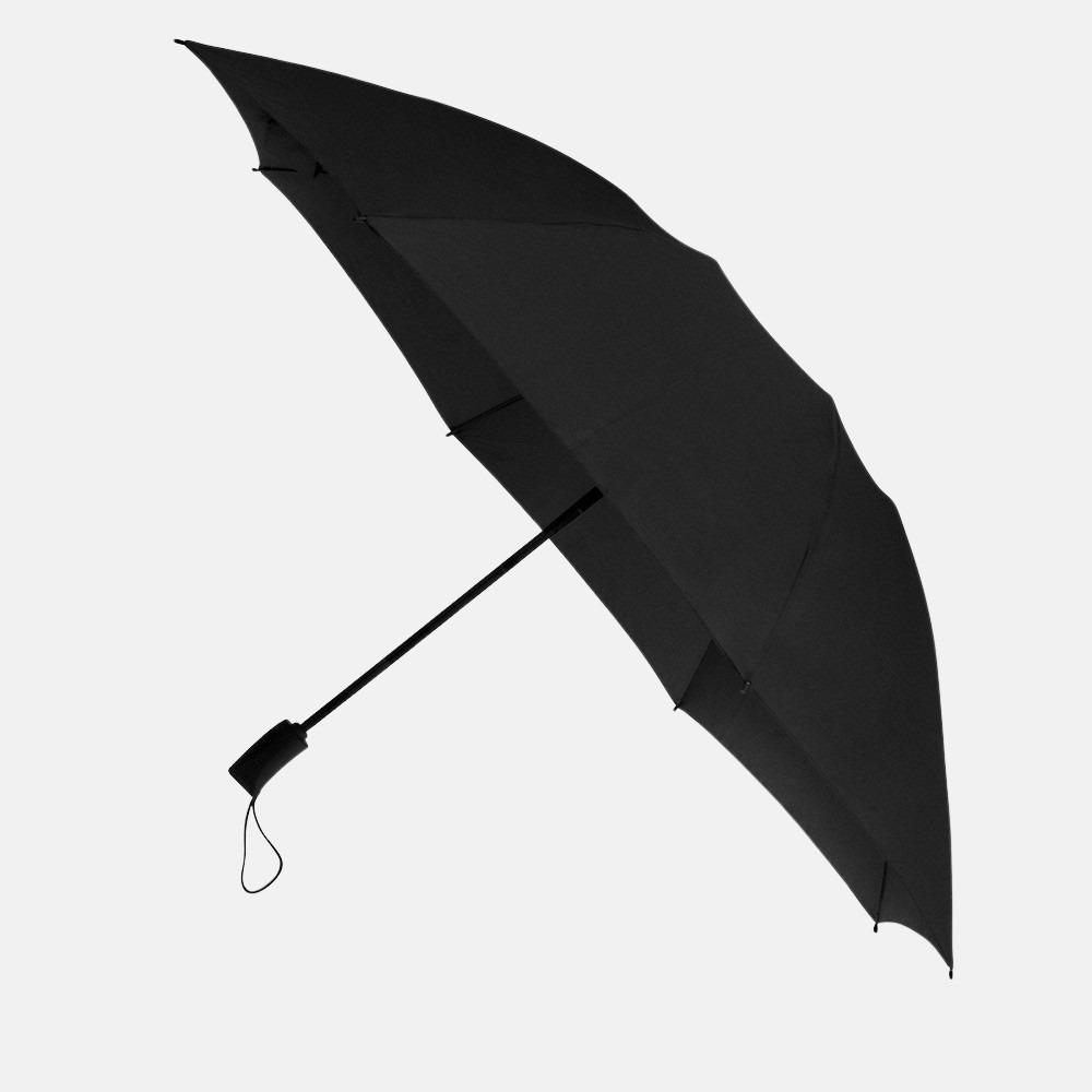 Impliva opvouwbare paraplu black