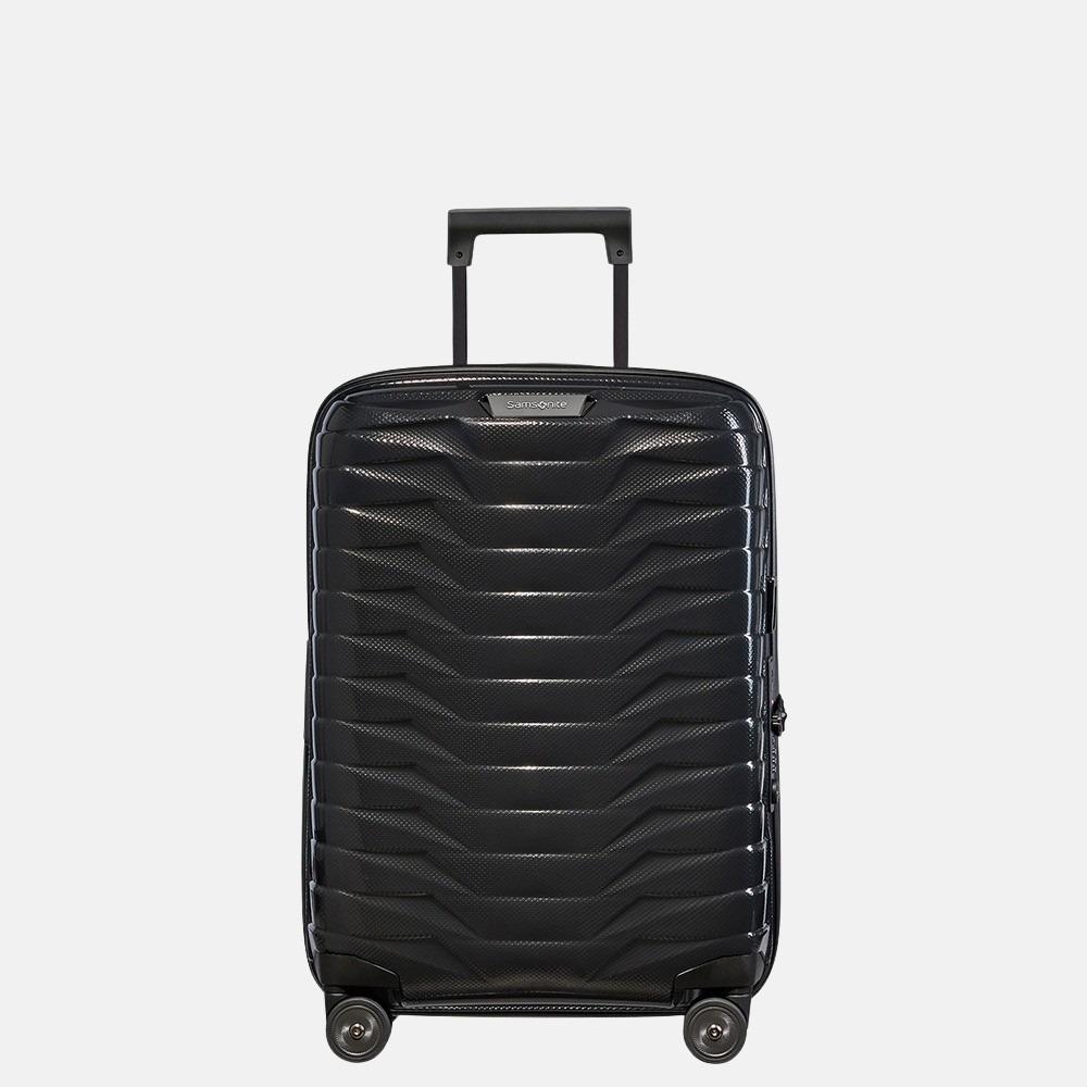 Samsonite Proxis handbagage spinner 55 cm black