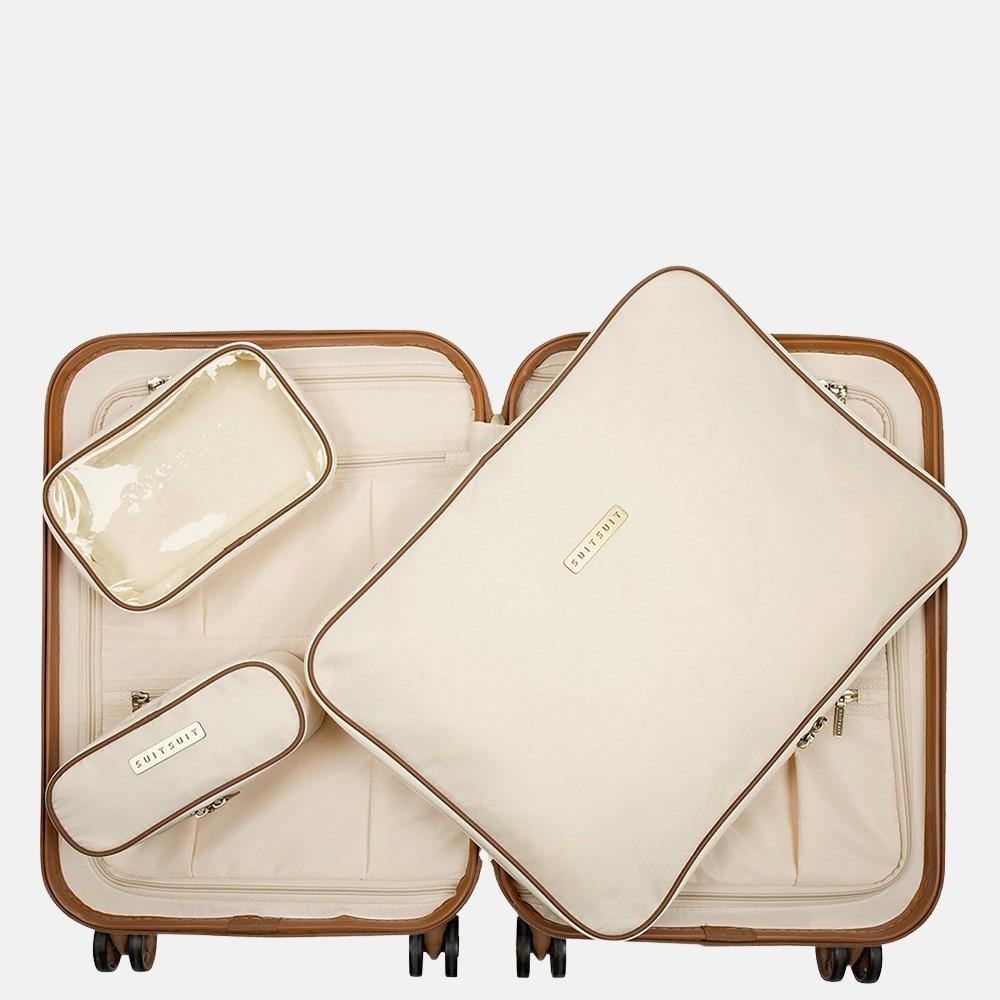 SUITSUIT Fab Seventies inpakaccessoires antique white