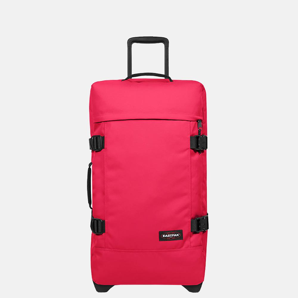 Eastpak Tranverz reistas M hibiscus pink