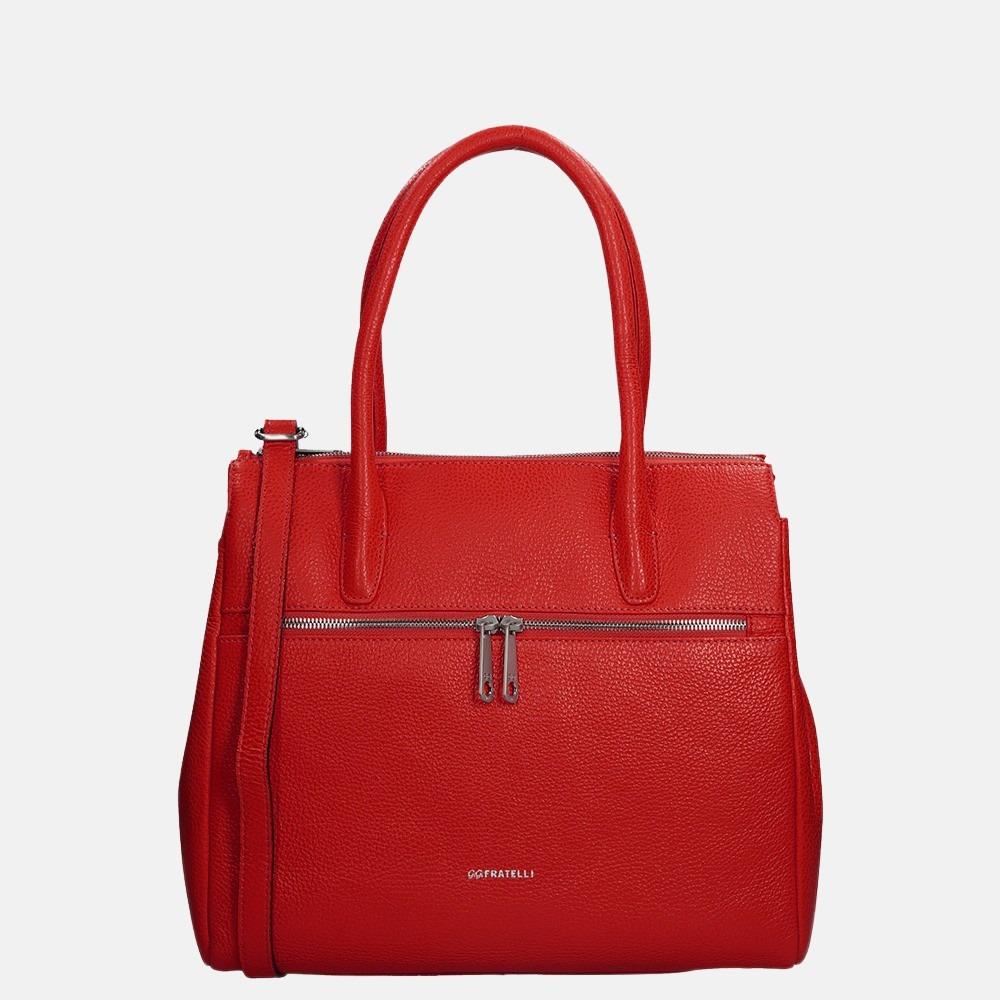 GiGi Fratelli Romance Business shopper red