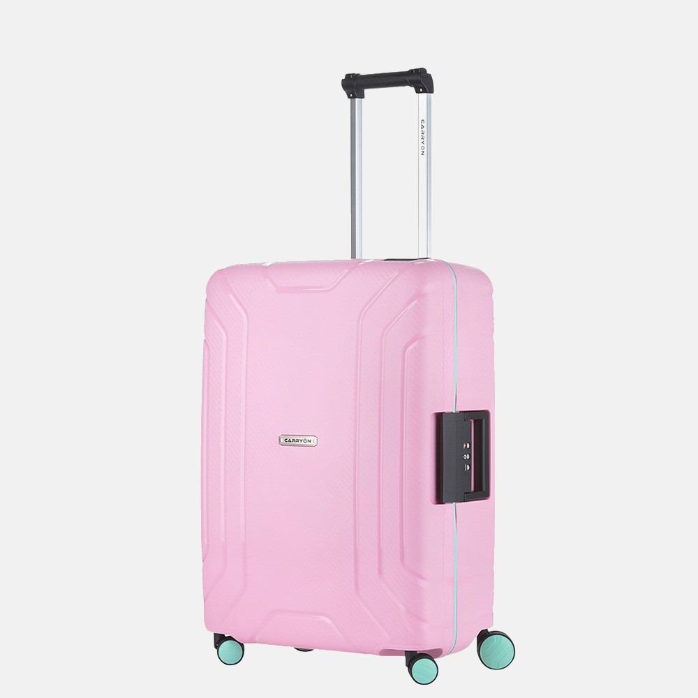 Carry On Steward koffer 65 cm light pink