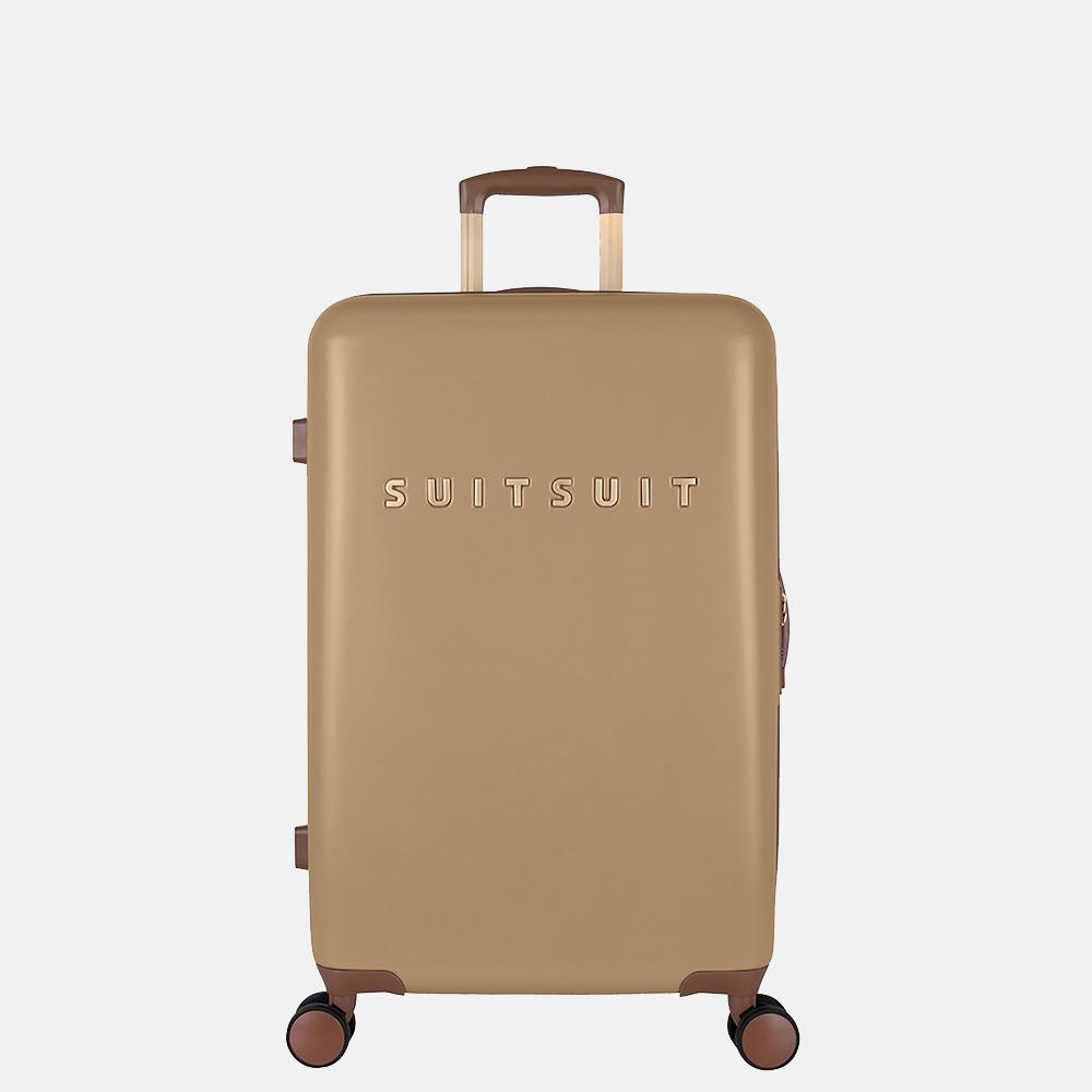 SUITSUIT Fab Seventies koffer 66 cm cuban sand