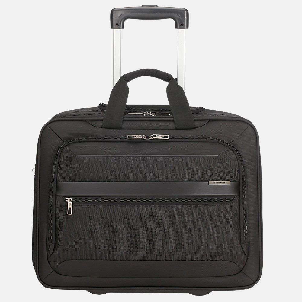Samsonite Vectura Evo laptoptrolley 17.3 inch black