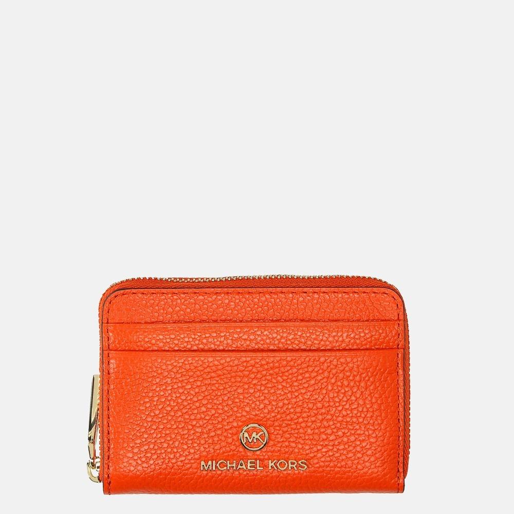 Michael Kors Jet Set portemonnee S clementine