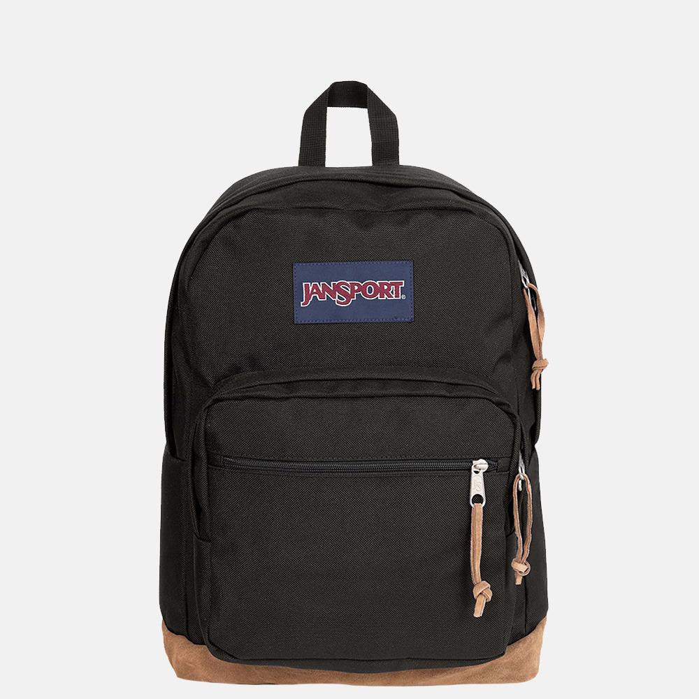 JanSport Right Pack rugzak 15 inch black