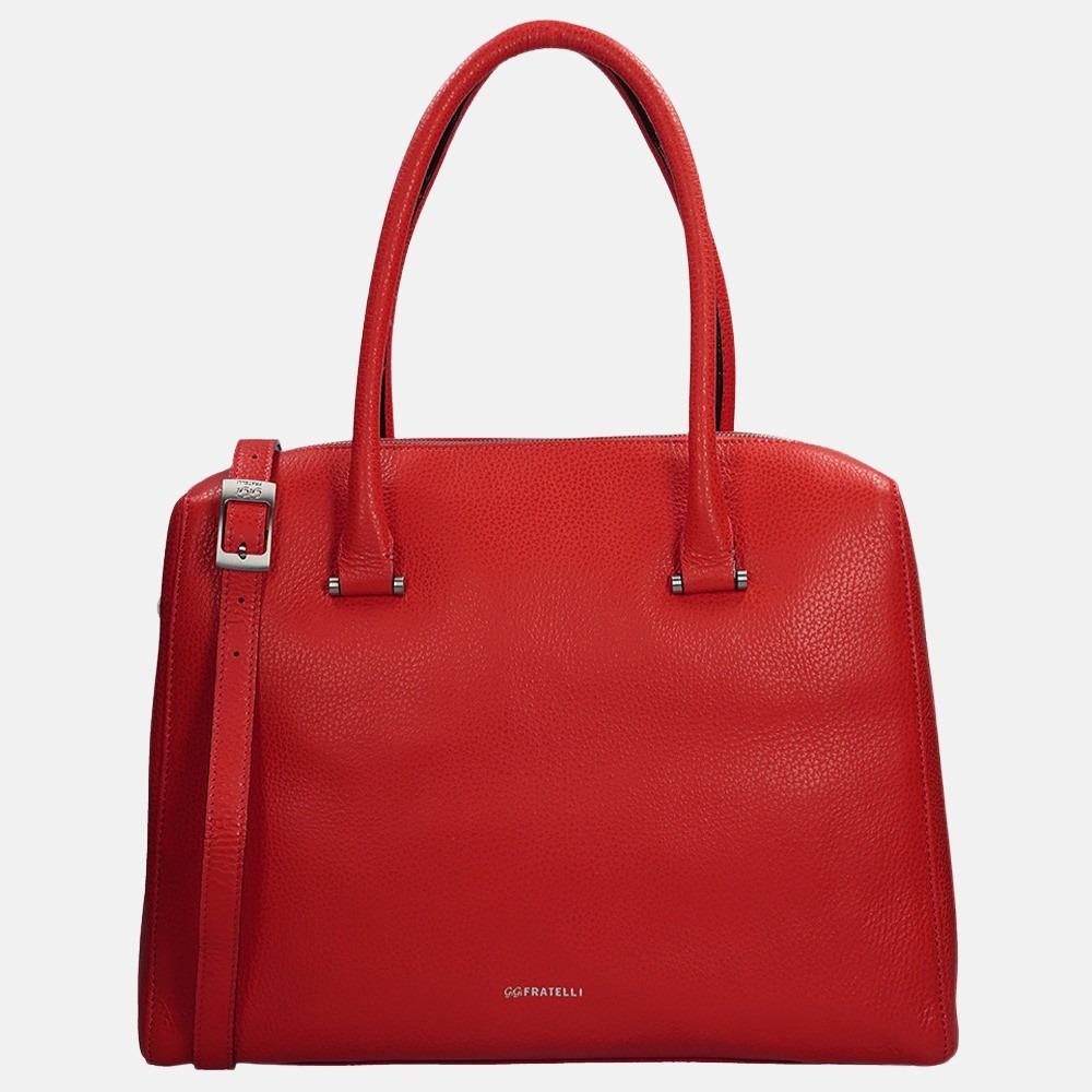GiGi Fratelli Romance Business shopper 13.3  inch red