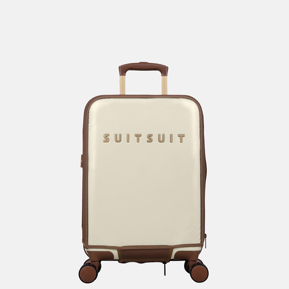 SUITSUIT Fab Seventies kofferhoes 55 cm burned caramel