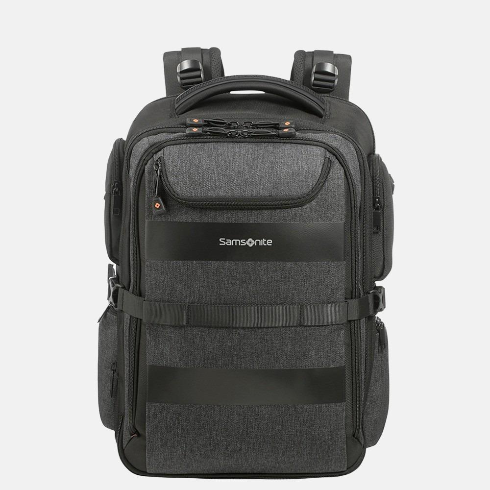 Samsonite Bleisure laptop rugzak 15.6 inch antraciet