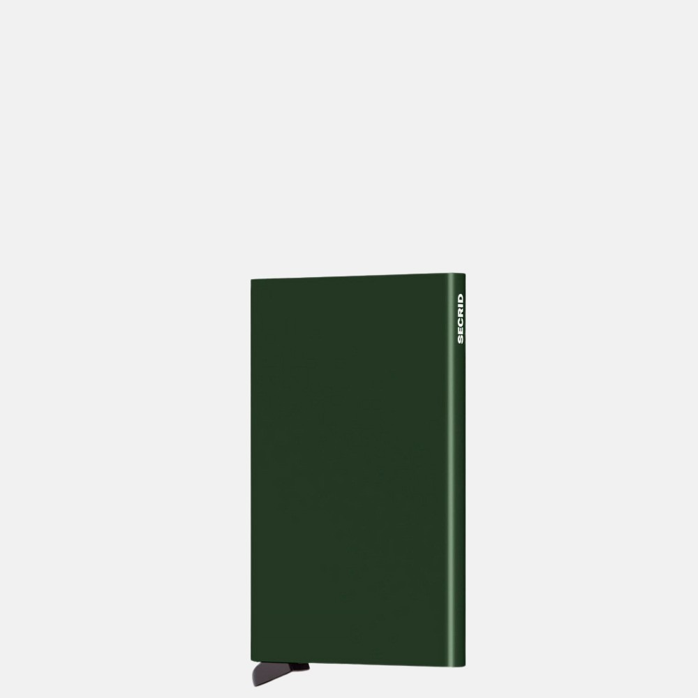 Secrid Cardprotector pasjeshouder green