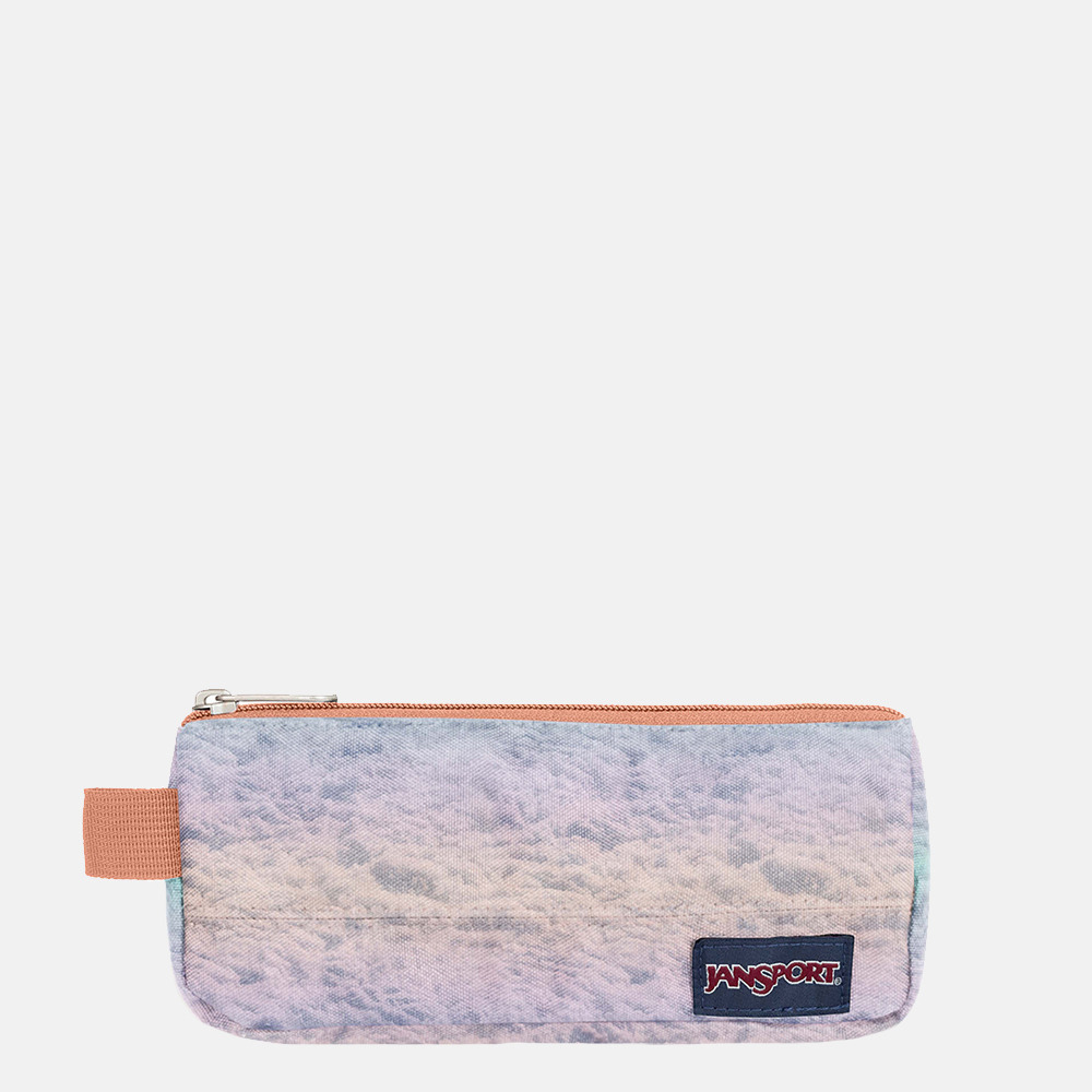 JanSport etui cotton candy cloud