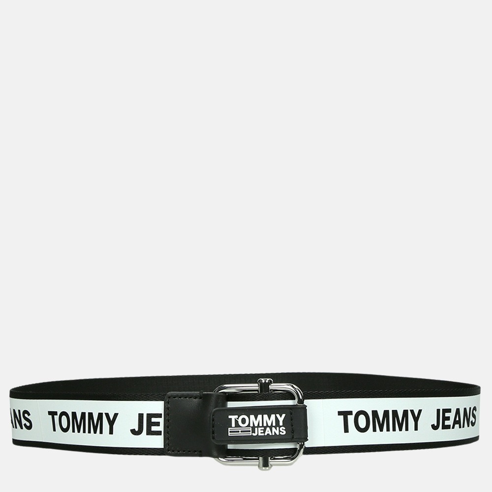 Tommy Hilfiger Logo Tape riem white mix