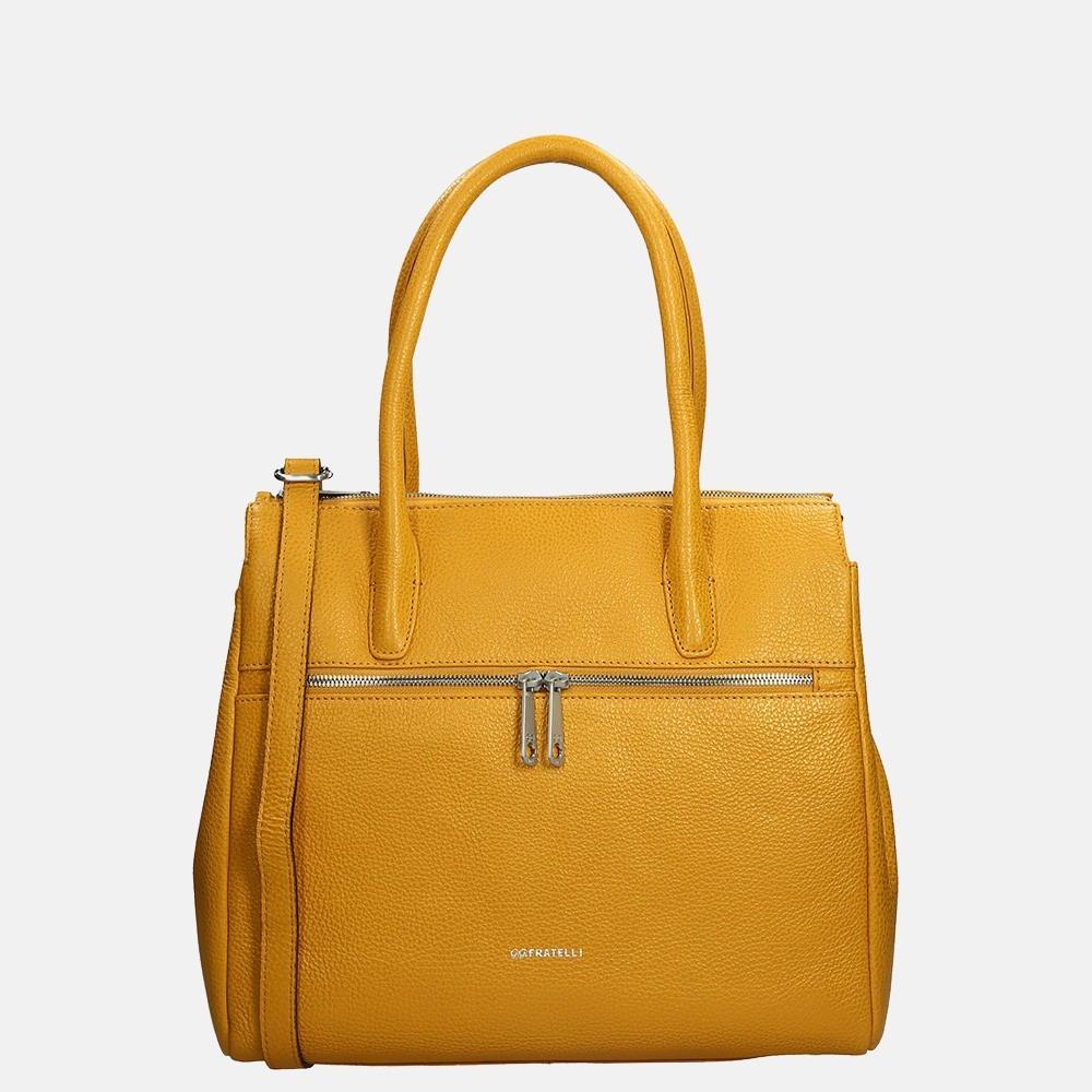 GiGi Fratelli Romance Business shopper yellow gold