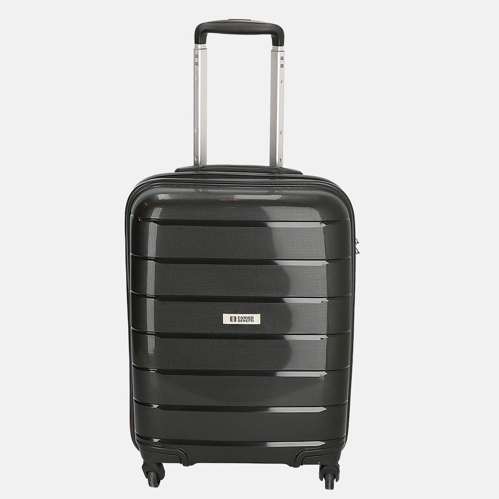 Enrico Benetti Denver koffer 55 cm black