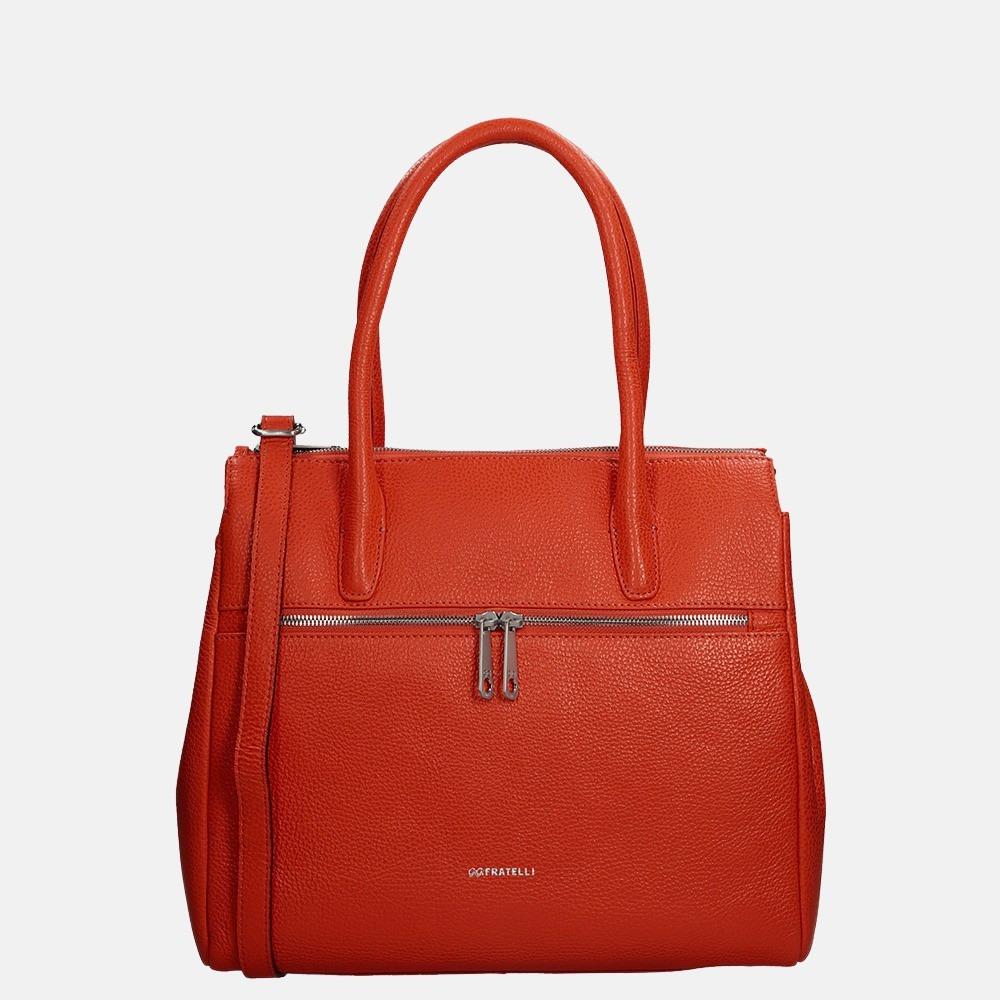 GiGi Fratelli Romance Business shopper orange