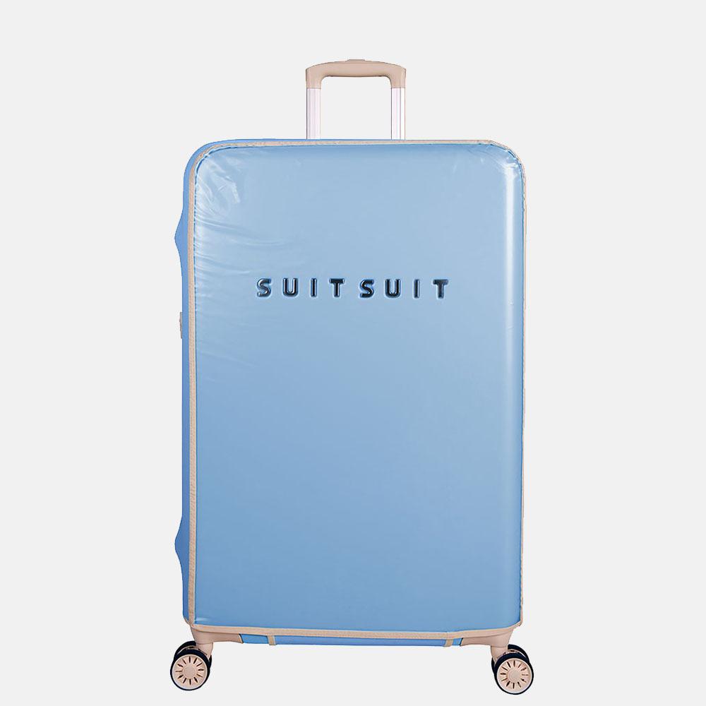 SUITSUIT Fabulous Fifties kofferhoes 76 cm alaska blue