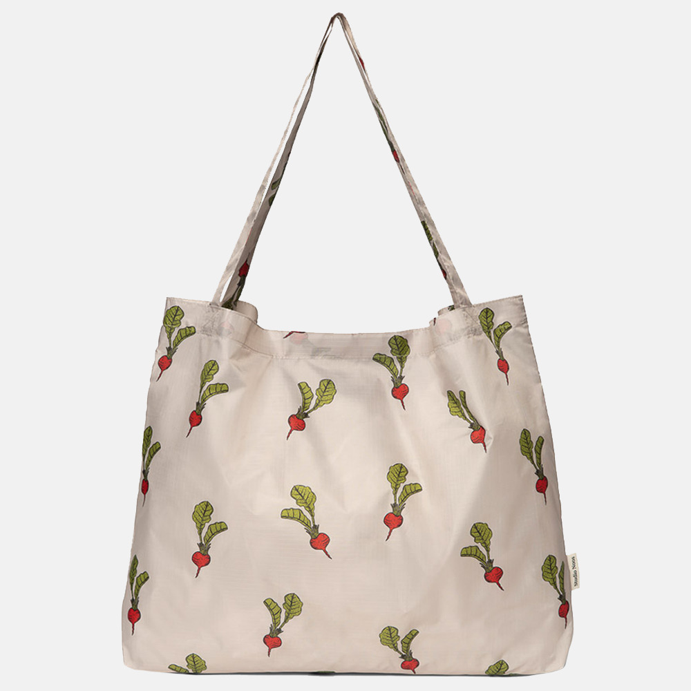 Studio Noos Grocery Bag radish