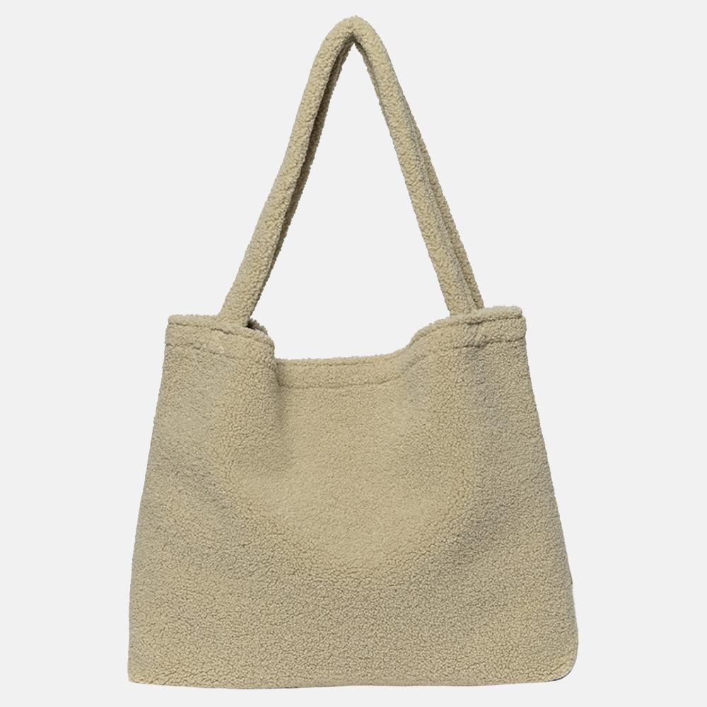 Studio Noos Mom-Bag shopper teddy pistache
