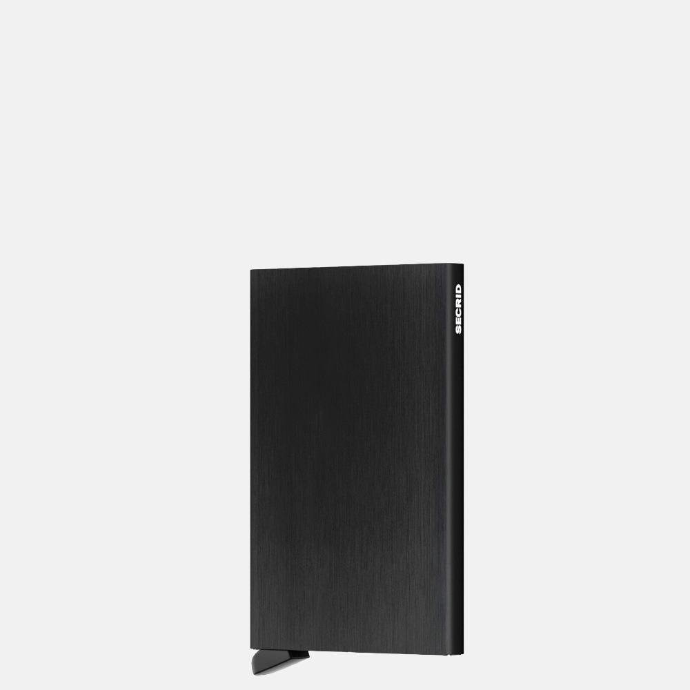 Secrid Cardprotector pasjeshouder brushed black