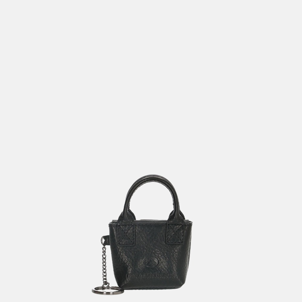 Micmacbags Discover sleutelhanger black