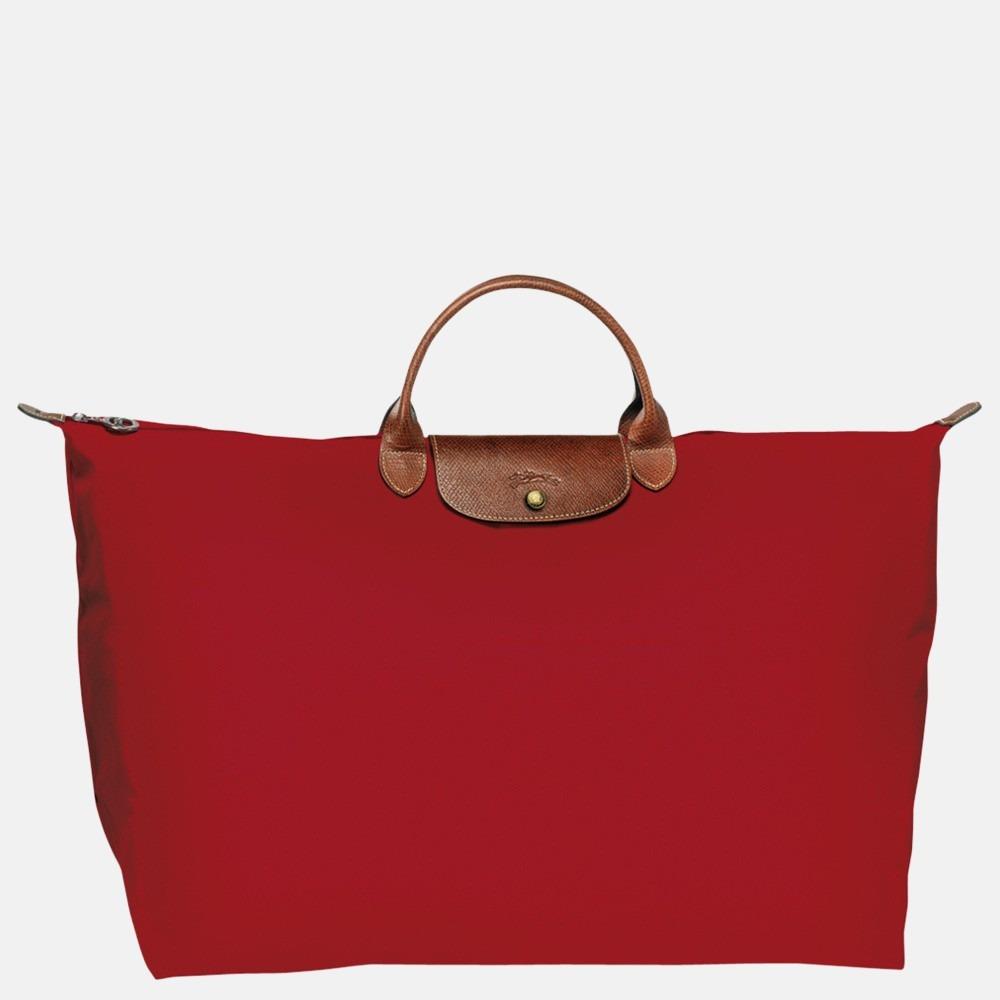 Longchamp Le Pliage reistas XL red