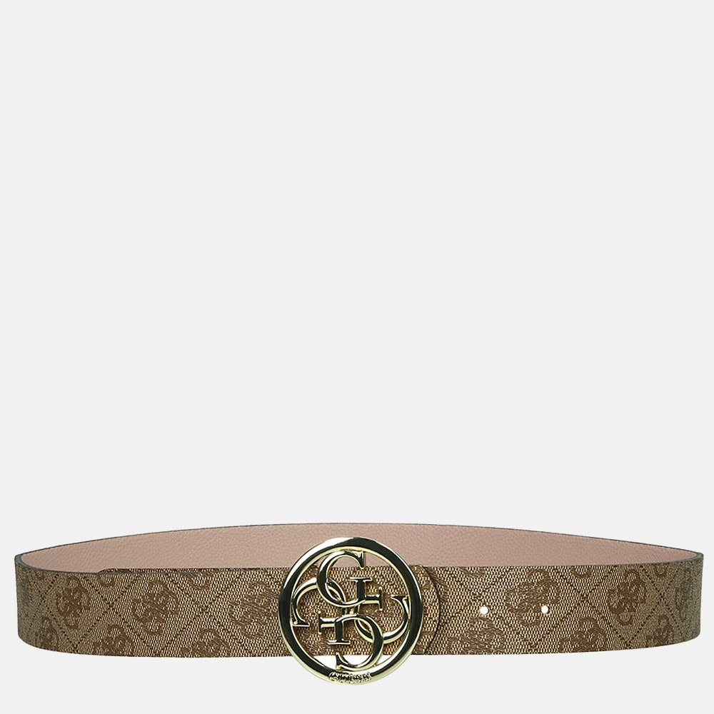 Guess Candace riem reversible brown