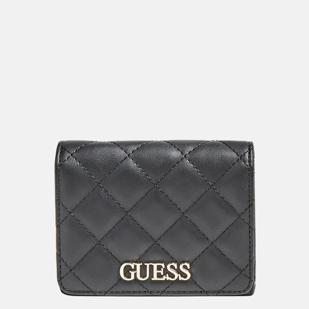 Guess Illy portemonnee black