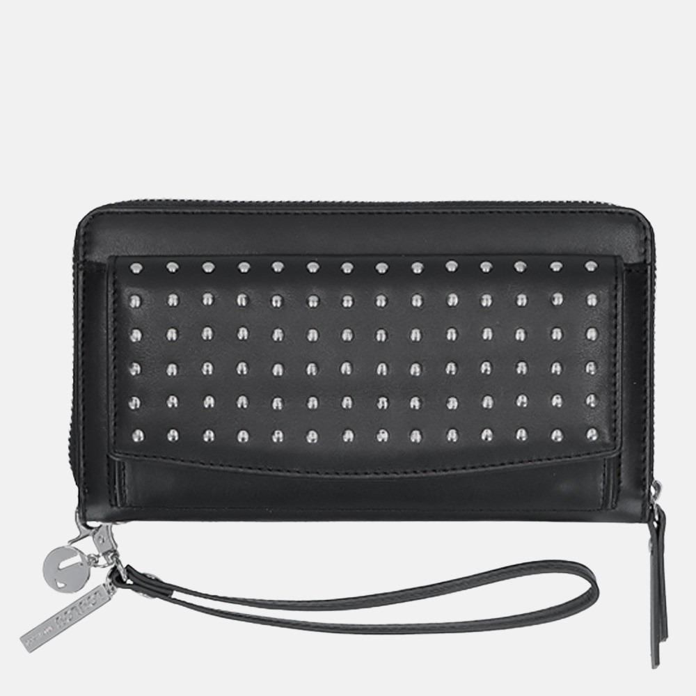 LouLou Essentiels SLB portemonnee studs black
